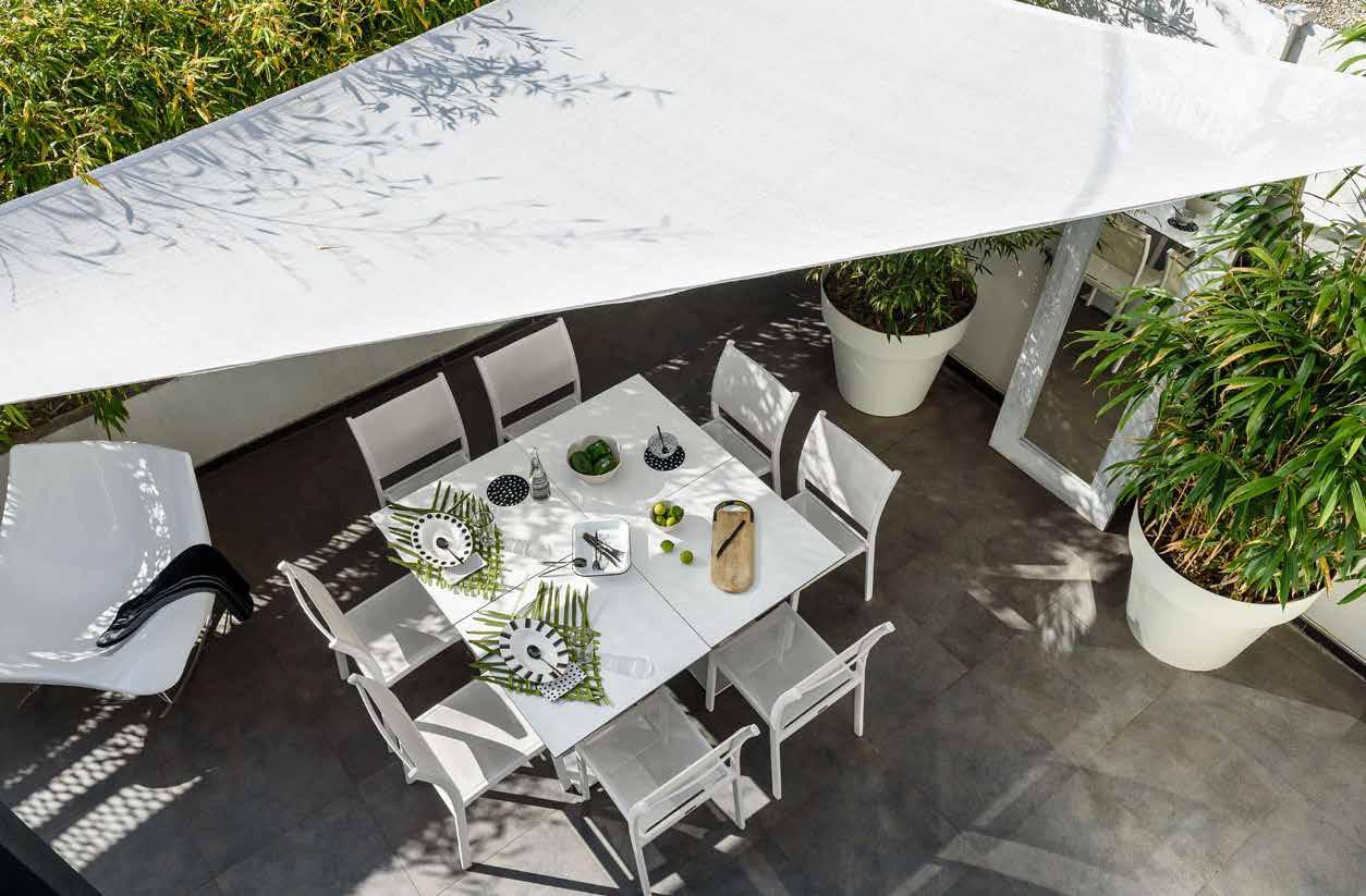 Terrasse exterieur